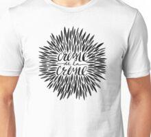 Crème de la Crème – Black & Gold Unisex T-Shirt