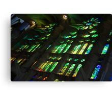 Magnificent Lights Canvas Print