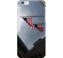 New York City Stars and Stripes iPhone Case/Skin