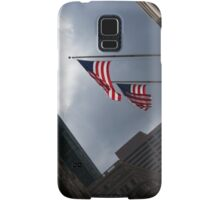 New York City Stars and Stripes Samsung Galaxy Case/Skin