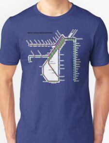 San Francisco Metro T-Shirt