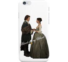 Outlander Wedding Vow iPhone Case/Skin