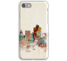 salt lake city utah iPhone Case/Skin