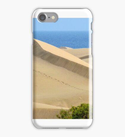 Sculpted dune iPhone Case/Skin