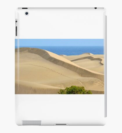Sculpted dune iPad Case/Skin