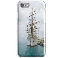 Traditional Sailing Ship, Sea Cloud iPhone Case/Skin
