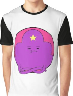 Adventure Time - Lumpy Space Princess Graphic T-Shirt