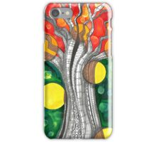 The Fae Tree      Earth Day iPhone Case/Skin