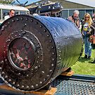 """The """"Bouncing Bomb"""" by Colin Smedley"""
