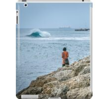 Wind and Waves iPad Case/Skin