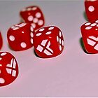 DICE GAME by StuartBoyd