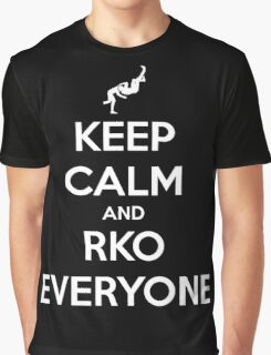 RKO !!! Graphic T-Shirt