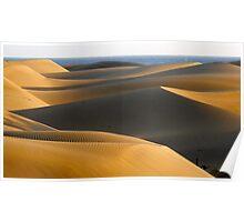 Dune Shadows Poster