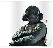 Rainbow Six Siege *Jager* Poster