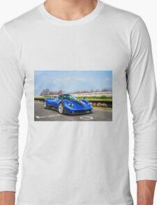 Pagani Zonda PS Long Sleeve T-Shirt