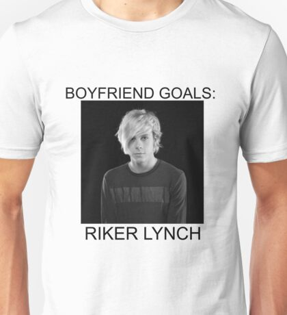 R5| Boyfriend Goals| Riker Lynch Unisex T-Shirt