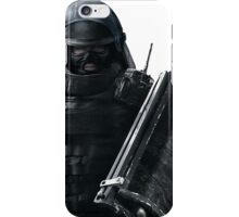 Rainbow Six Siege *Montagne* iPhone Case/Skin