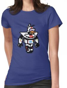 GIZMODUCK Womens Fitted T-Shirt