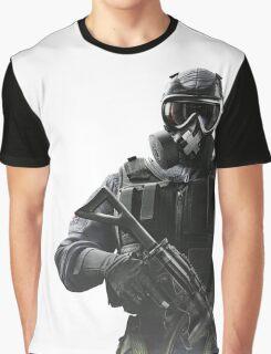 Rainbow Six Siege *Mute* Graphic T-Shirt