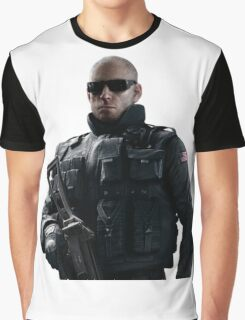 Rainbow Six Siege *Pulse* Graphic T-Shirt