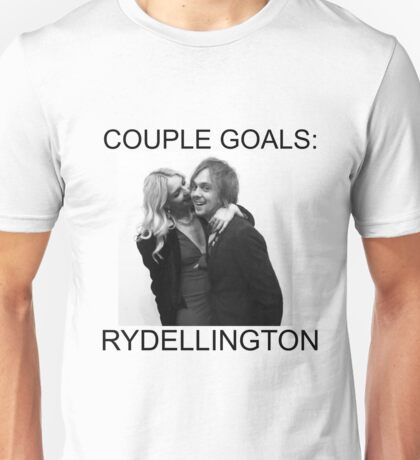 R5| Couple Goals| Rydellington Unisex T-Shirt