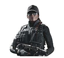 Rainbow Six Siege *Ash* Photographic Print