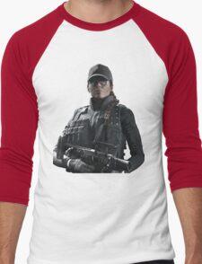 Rainbow Six Siege *Ash* Men's Baseball ¾ T-Shirt
