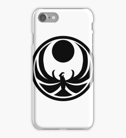 Nightingale's guild emblem iPhone Case/Skin