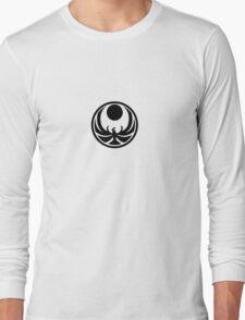 Nightingale's guild emblem Long Sleeve T-Shirt