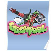 Fresh Pool (regular colors) Poster