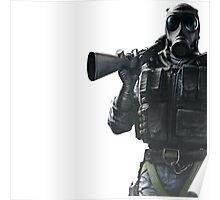Rainbow Six Siege *Smoke* Poster