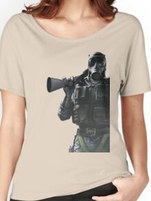 Rainbow Six Siege *Smoke* Women's Relaxed Fit T-Shirt