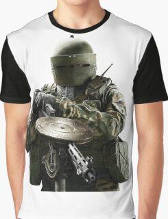 Rainbow Six Siege *Tachanka* Graphic T-Shirt