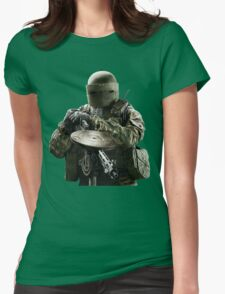 Rainbow Six Siege *Tachanka* Womens Fitted T-Shirt