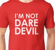 I'm Not Daredevil – Matt Murdock, Cosplay, Christmas Unisex T-Shirt