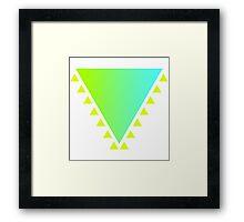 Vector I Framed Print