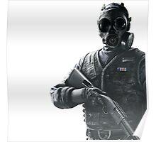 Rainbow Six Siege *Tahtcher* Poster