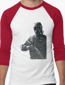 Rainbow Six Siege *Tahtcher* Men's Baseball ¾ T-Shirt