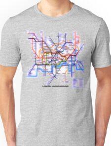 London Underground Tube Unisex T-Shirt