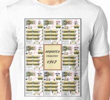 Sopwith Triplanes 1917 Unisex T-Shirt