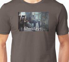 Jason hates mondays... Unisex T-Shirt