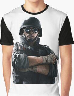 Rainbow Six Siege *Thermite* Graphic T-Shirt