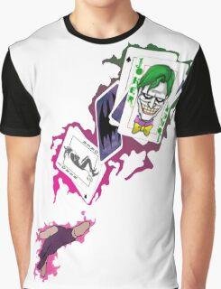 Gambit/Joker Mashup Graphic T-Shirt
