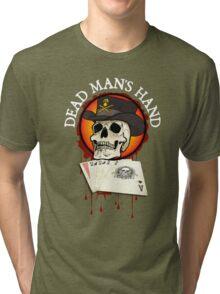 Dead Man's Hand Tri-blend T-Shirt