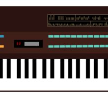 DX-7 Sticker