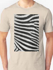 Zebra Style Unisex T-Shirt