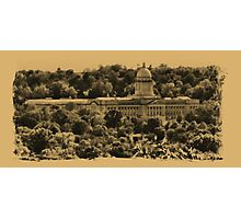 """The Kentucky State Capital Building""... prints and products Photographic Print"