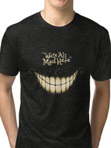Mad Cat Tri-blend T-Shirt