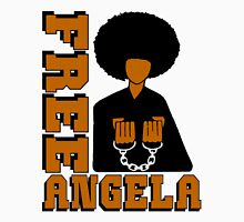 FREE ANGELA Women's Fitted Scoop T-Shirt