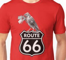 keys to Route 66 Unisex T-Shirt